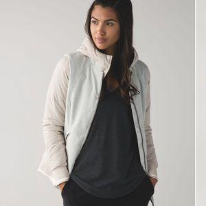 ISO lulu chilly bomber jacket